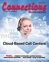 March 2013 issue of Connections Magazine