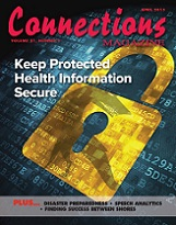 April 2013 issue of Connections Magazine