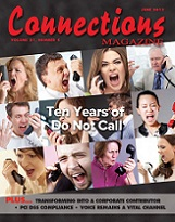 June 2013 issue of Connections Magazine