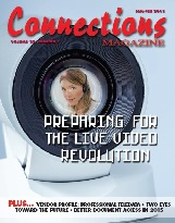 Jan/Feb 2015 issue of Connections Magazine