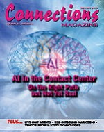 Read the November/December 2017 Issue of Connections Magazine, covering call centers and the teleservice industry