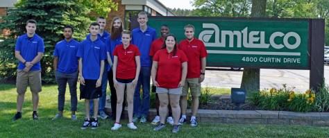 AMTELCO summer interns