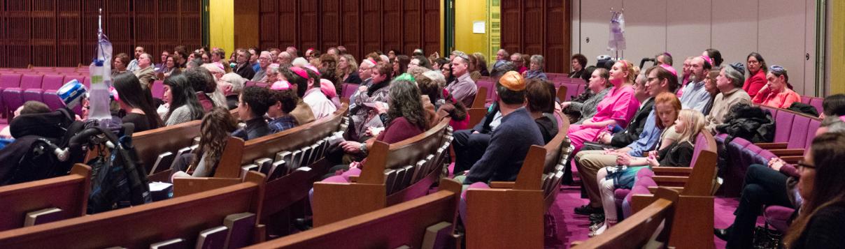 Temple Sinai Inclusion Service