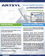 invoiceaction brochure document capture invoice capture processing for microsoft dynamics quickbooks and other erps