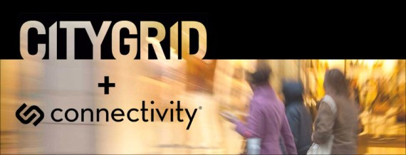 Citygrid and Connectivity Partnership Title Graphic