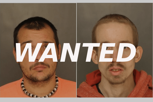 Police searching for two wanted clearfield men connect for Johnsons motors dubois pa