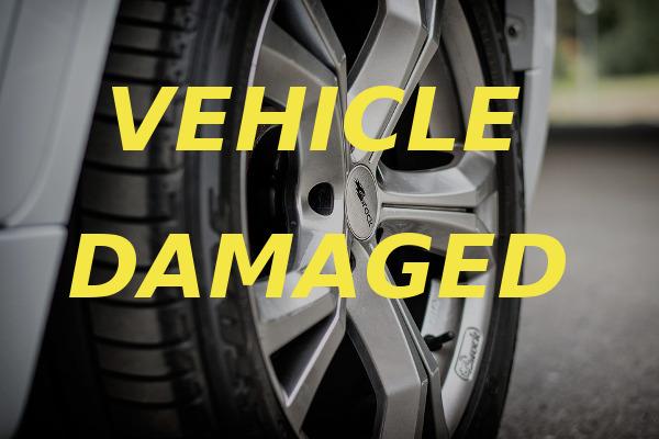 vehicle damaged
