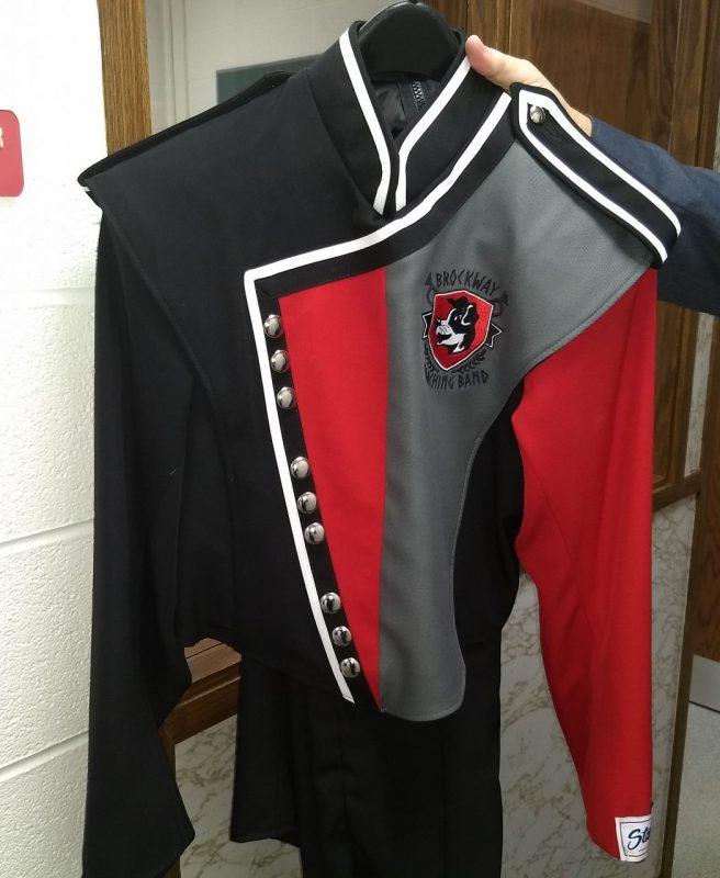 2018 Band Uniform Brockway