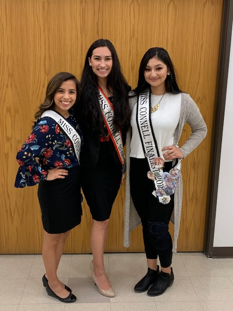 Miss Connell 2018 group