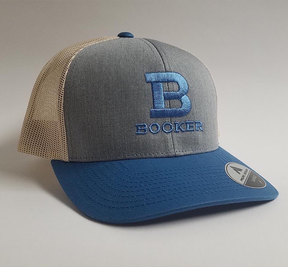 Booker Auction - Promo Cap