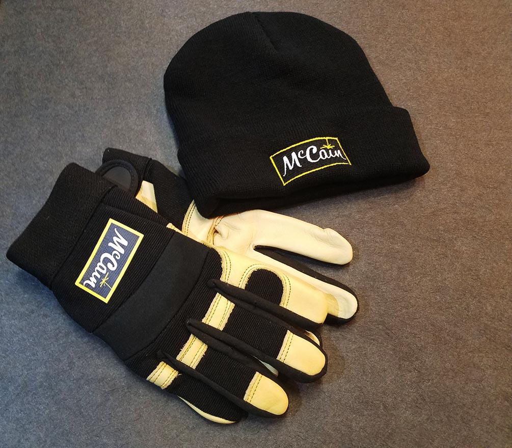 McCain Foods - Gloves & Beanie