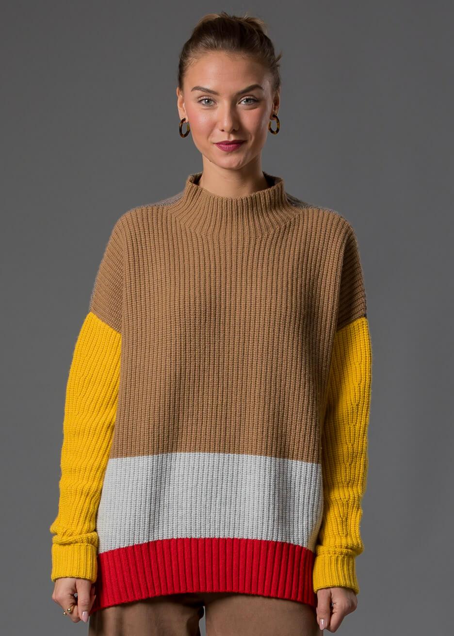 Connemara Kollektion Winter 19 Pullover Ramona