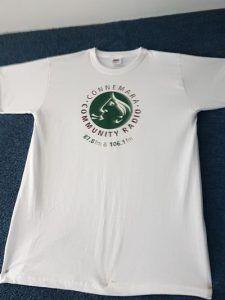 T-shirts White