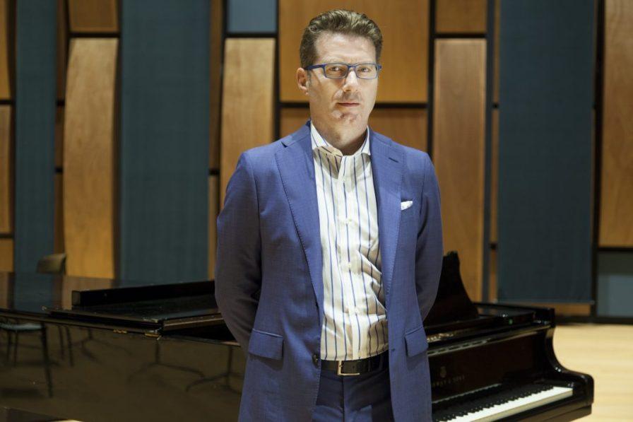 Pierangelo Conte, Coordinatore Artistico del Maggio Musicale Fiorentino. Foto Michele Borzoni TerraProject - Contrasto
