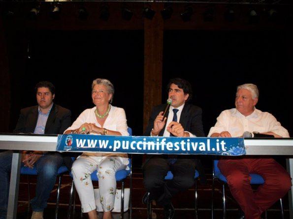 Conferenza stampa 62° Puccini Festival Torre del Lago 2016