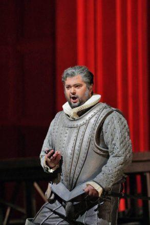 Photo credit: Ken Howard .Met Opera