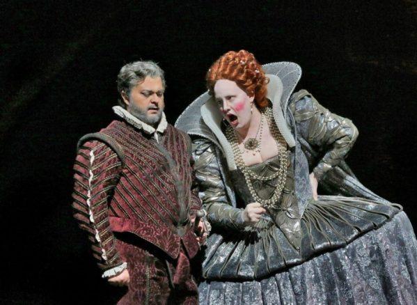 Photo credit: Ken Howard - Met Opera
