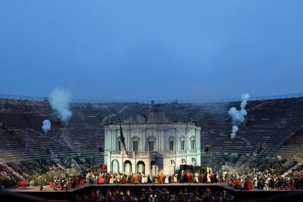 Photo credit: Ennevi - Fondazione Arena di Verona