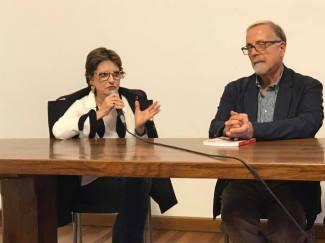 Nicoletta Curiel e Rino Alessi