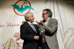 Ernesto Palacio e Alberto Terrani