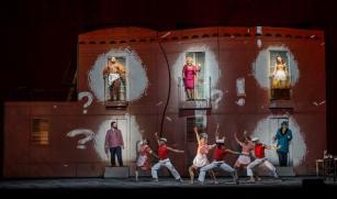 Photo credit: Yasuko Kageyama -Teatro dell'Opera di Roma