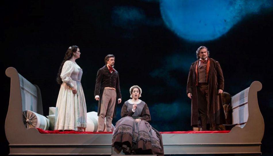 Risultati immagini per la sonnambula opera roma