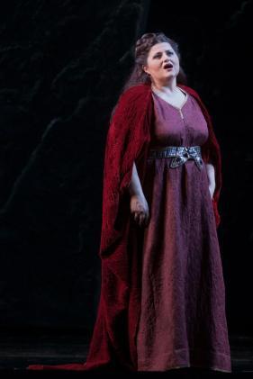 Norma, Teatro Regio di Torino (2012). Photo credit: Ramella & Giannese