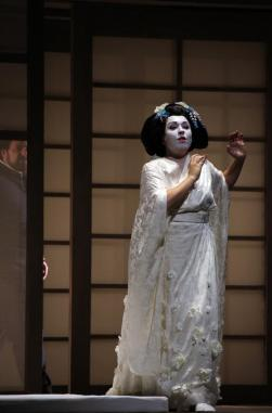 Madama Butterfly, Teatro alla Scala (2016). Photo credit: Marco Brescia & Rudy Amisano
