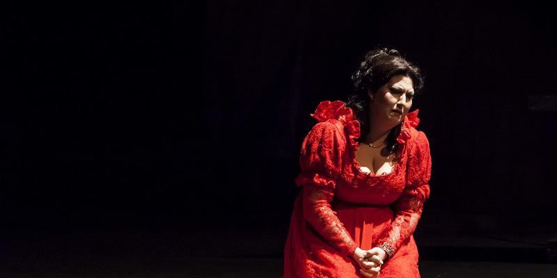 Anna Pirozzi in Tosca