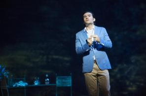 Michael Fabiano nella Traviata a Glyndebourne - Photo credit: Richard Hubert Smith