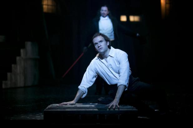 Michael Fabiano nel Faust alla Opera Australia - Photo credit: Lisa Tomasetti
