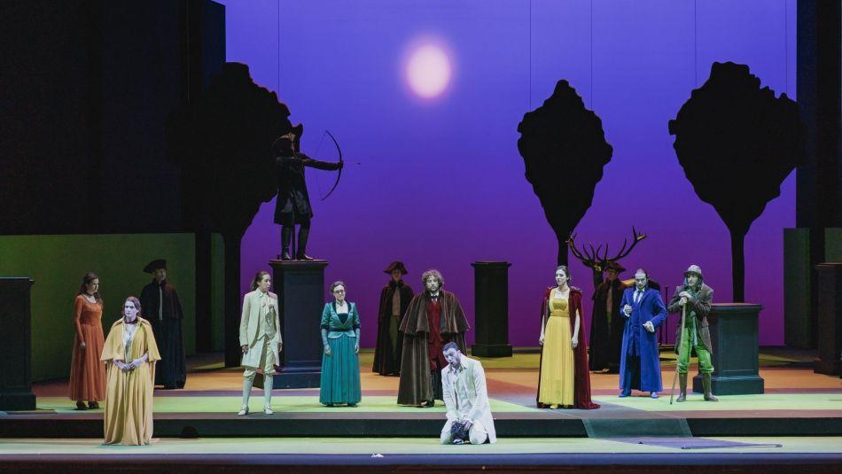 Firenze, Teatro del Maggio – Le nozze di Figaro – Connessi