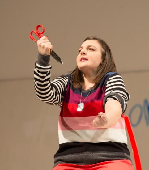 Chiara Amarù è Dorabella nel Così fan tutte all'Opera di Roma - Photo credit: Yasuko Kageyama