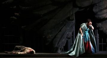 Saioa Hernández nella Tosca scaligera con la regia di Davide Livermore - Photo credit: Brescia e Amisano