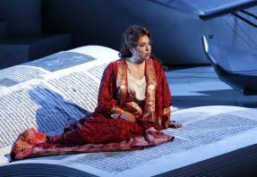 Maria José Siri è Francesca da Rimini, Teatro alla Scala - Photo credit: Brescia e Amisano