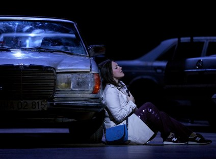 Eleonora Buratto nelle vesti di Micaela in Carmen