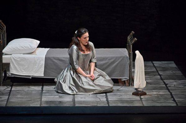 Eleonora Buratto in Luisa Miller al Liceu di Barcellona - Photo credit: Antoni Bofill