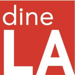 Dine LA logo