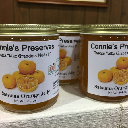 Connie's Jam Satsuma Orange Jelly