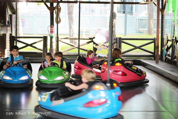 coches-choque-parque-atracciones