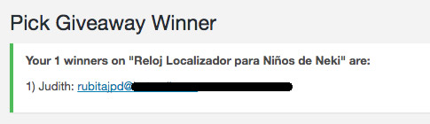 ganadora-sorteo-reloj-localizador