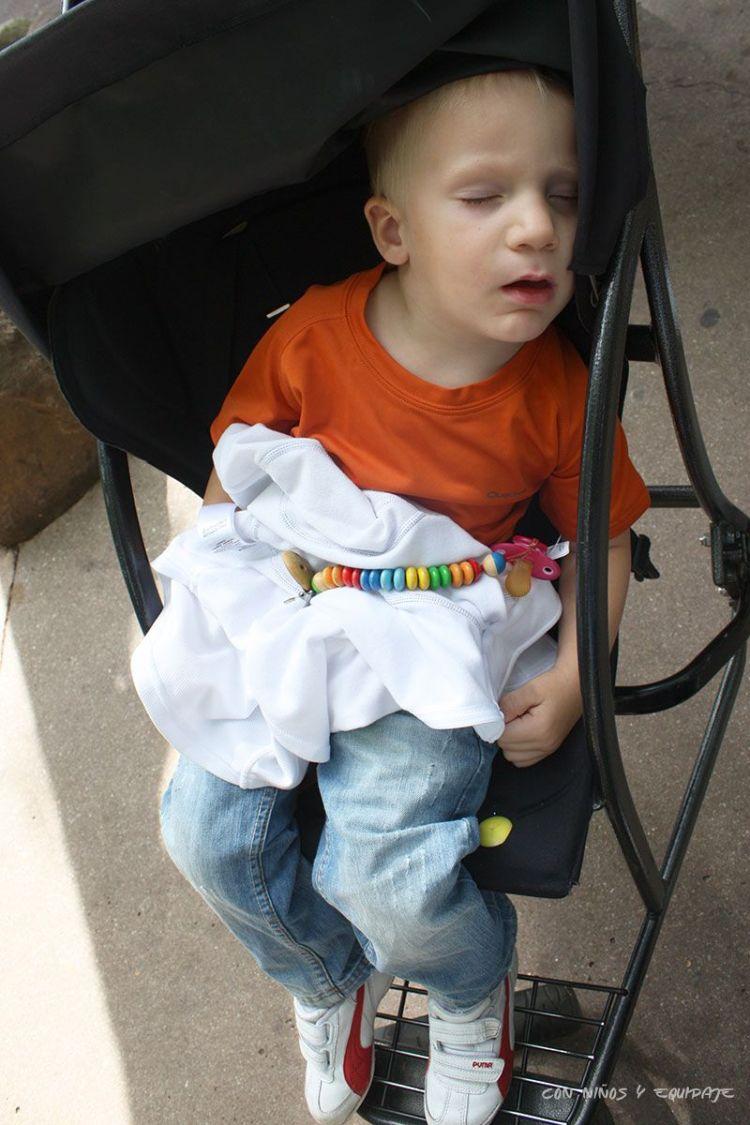 Carritos de Bebé en Disney