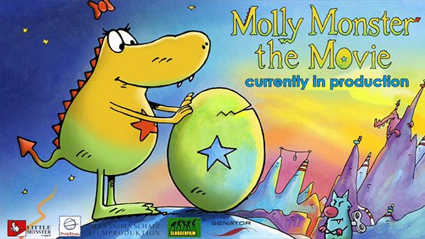 estrenos de cine - Molly Monster