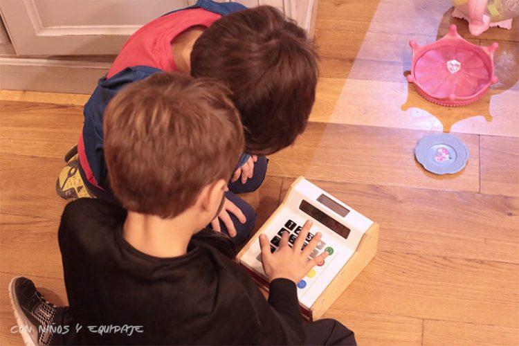 juegos para niños en cumpleaños en Mandarina Garden