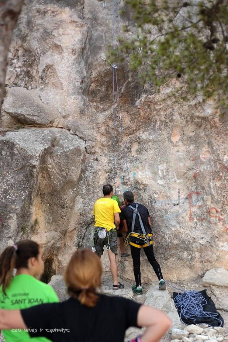 Excursión por la Serra Grossa
