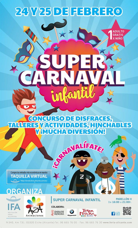 Fiesta de Carnaval 2017 en IFA