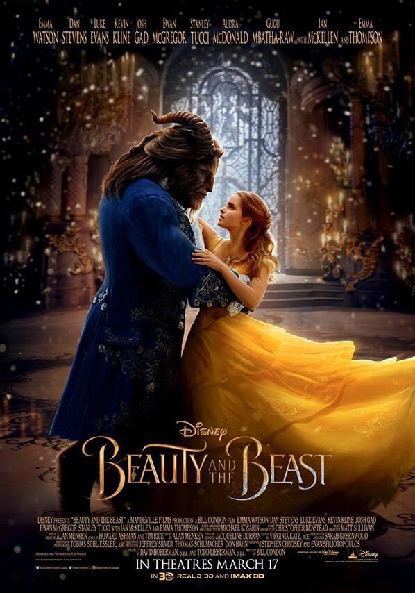 Estrenos de cine - La Bella y la Bestia