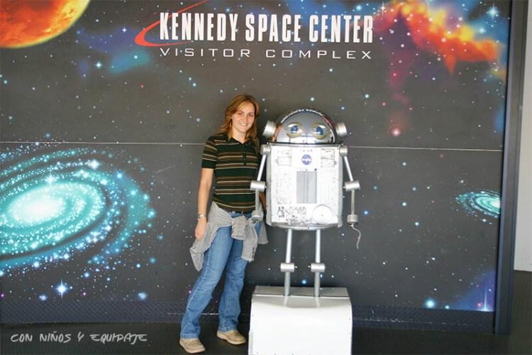 LA NASA - Kennedy Space Center en Cabo Cañaveral - Viaje a Florida