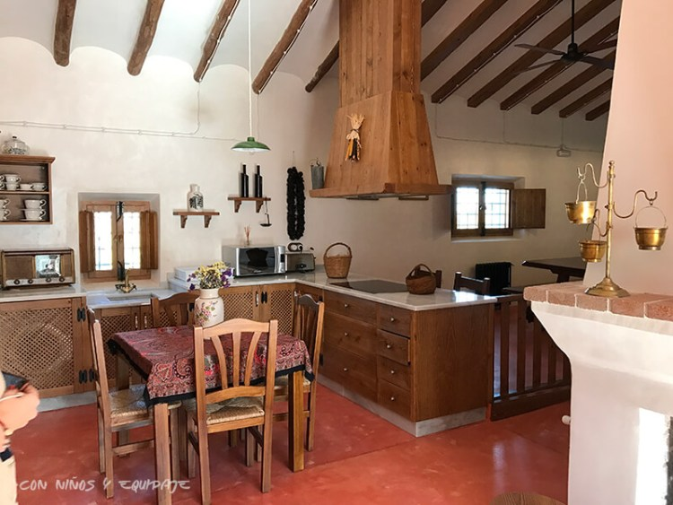 casa del labrador - casa rural