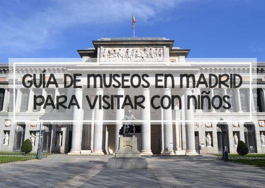 Guía de Museos en Madrid con Niños